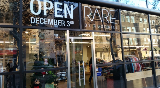 Rare By Goodwill Downtown Anaheim Adventures